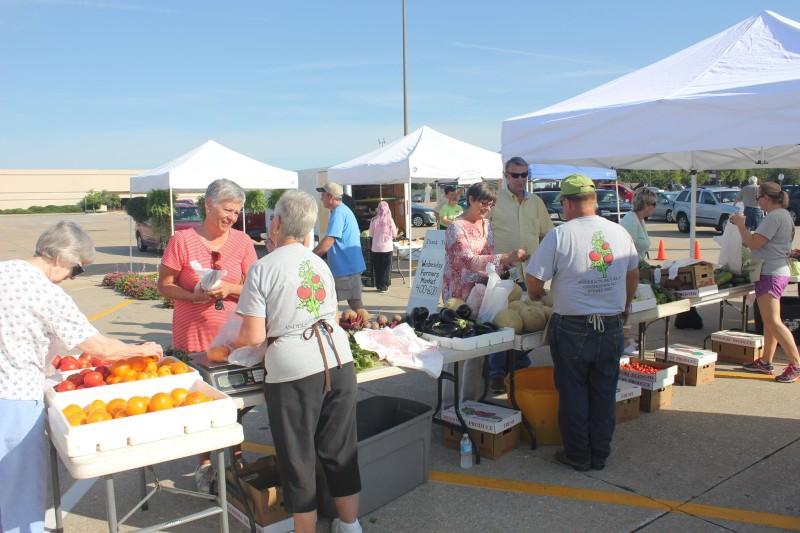 Boone County Farmers Market