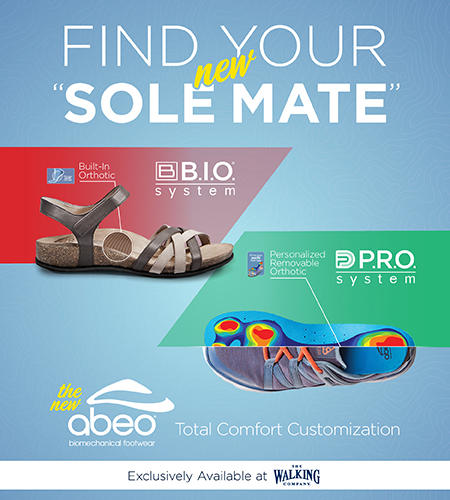 Meet Your Sole Mate