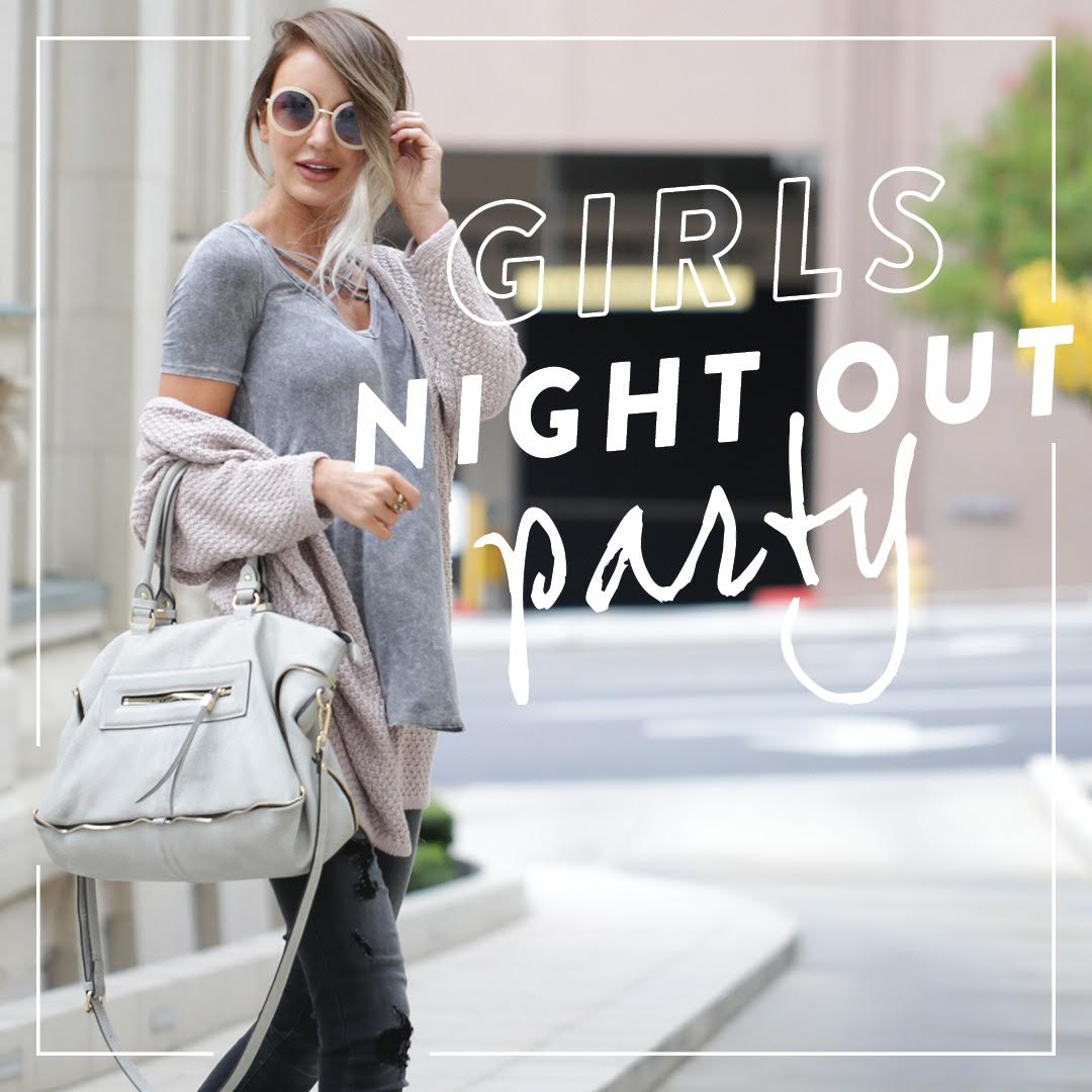 Spring Girl's Night Out!