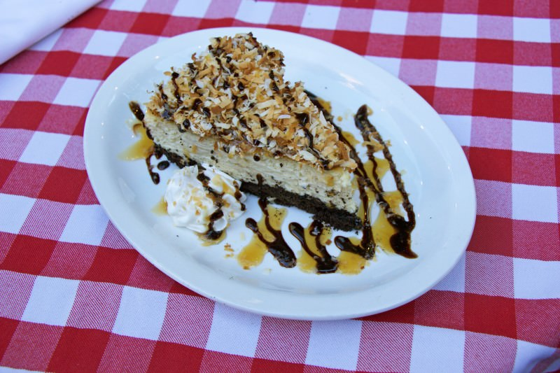 Grimaldi's - Hurry In for April's seasonal cheesecakes!