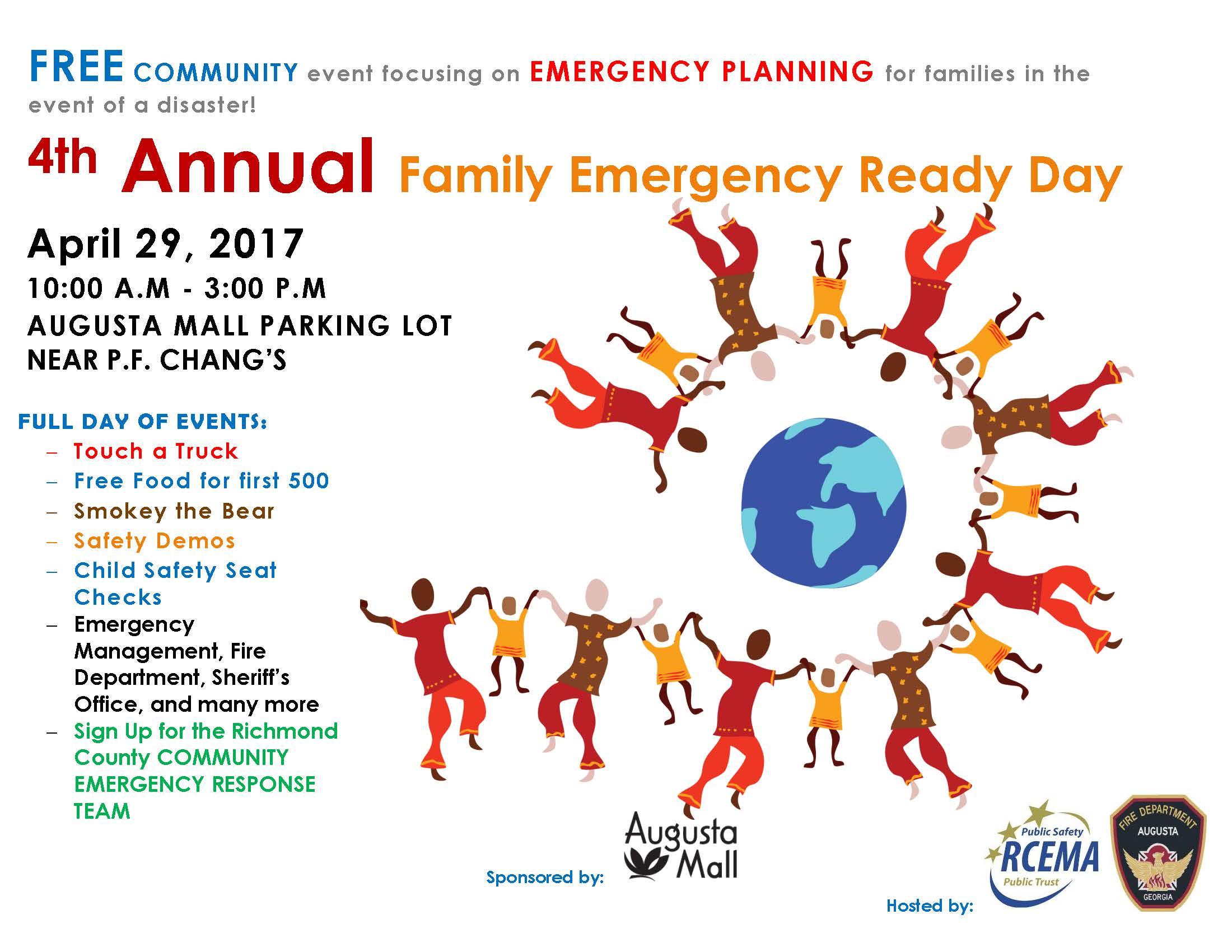 Family Emergency Ready Day