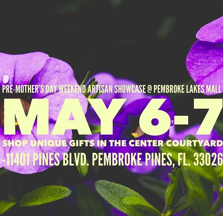 Pre-Mother's Day Artisan Show