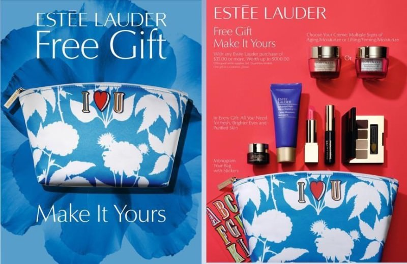 Nordstrom - Estee Lauder ; A Gift for You Event