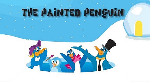 The Painted Penguin is BACK