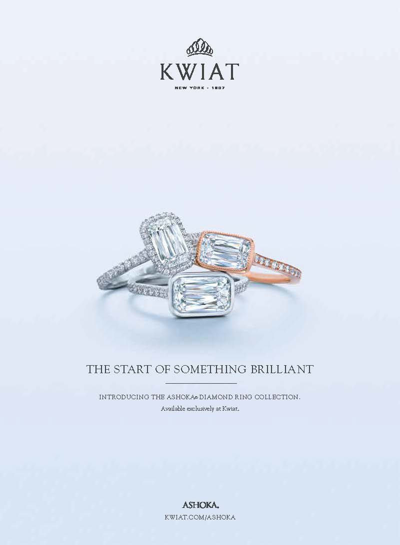 Largest collection of Kwiat diamonds in the first Kwiat Boutique