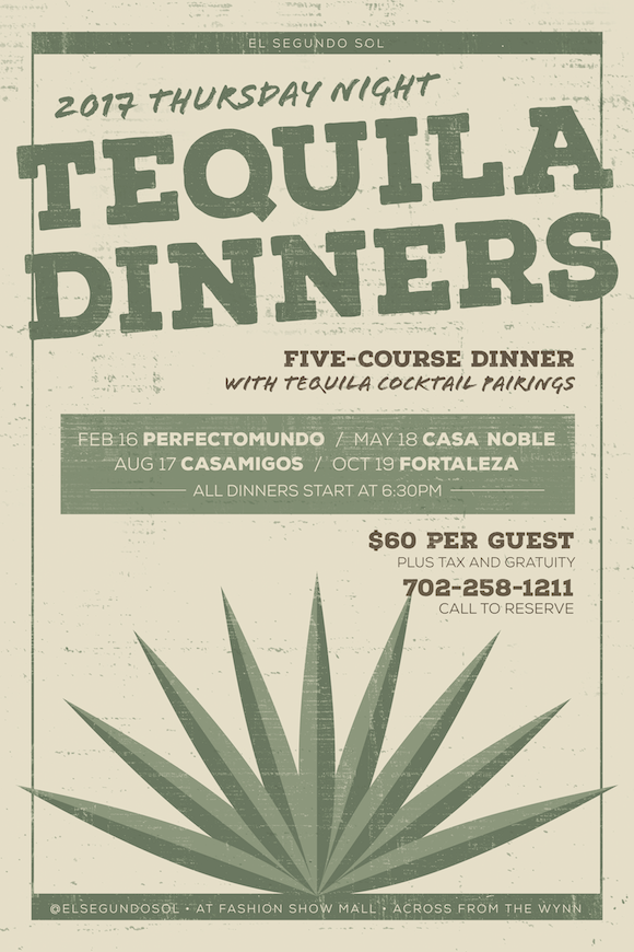Tequila Dinners