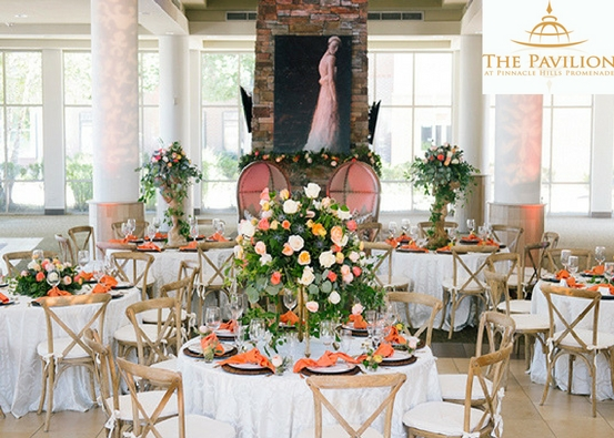 Reserve the The Pavilion for Your Wedding or Reception